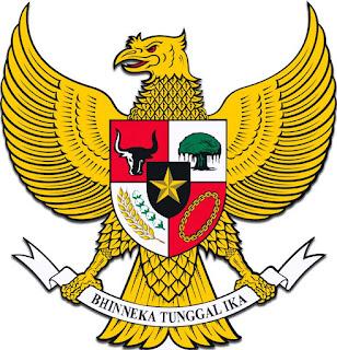 Gambar garuda pancasila Lambang negara Indonesia
