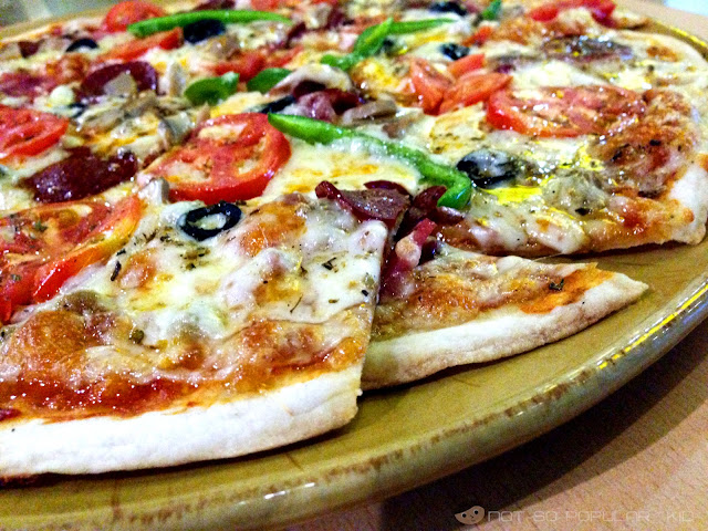 Handuraw Special Pizza