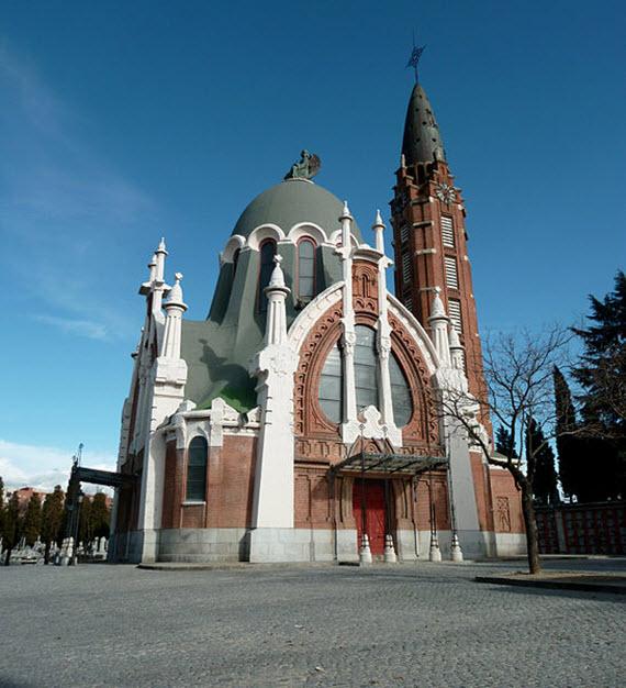 0Capilla del Cementerio de la Almudena %2528Madrid%2529 02 Reserva de visitas...