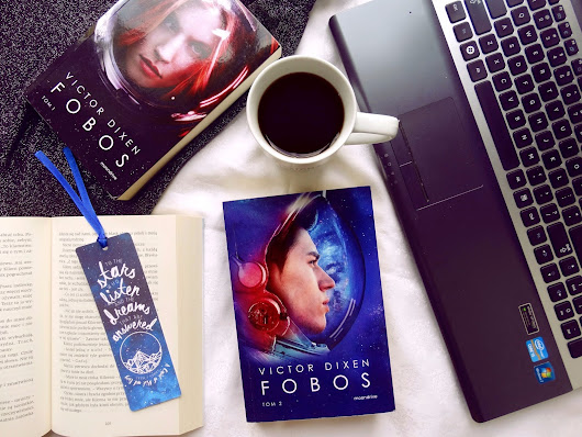 Books by Geek Girl: Fobos. Tom 2, czyli survival na Marsie