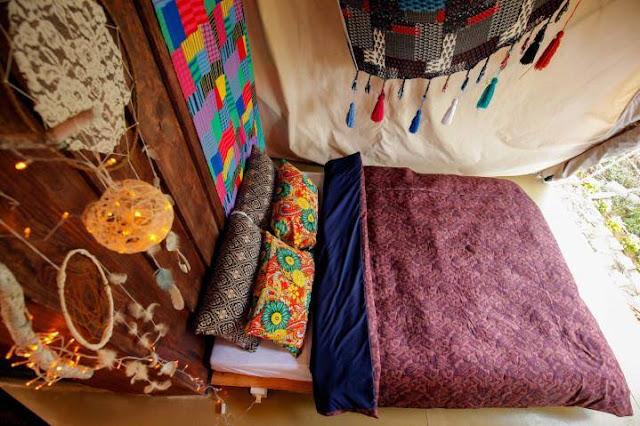 Thiết kế Homestay theo phong cách Bohemian tại Đà Lạt