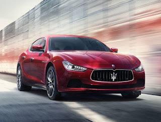 Maserati Ghibli is luxury sports sedans