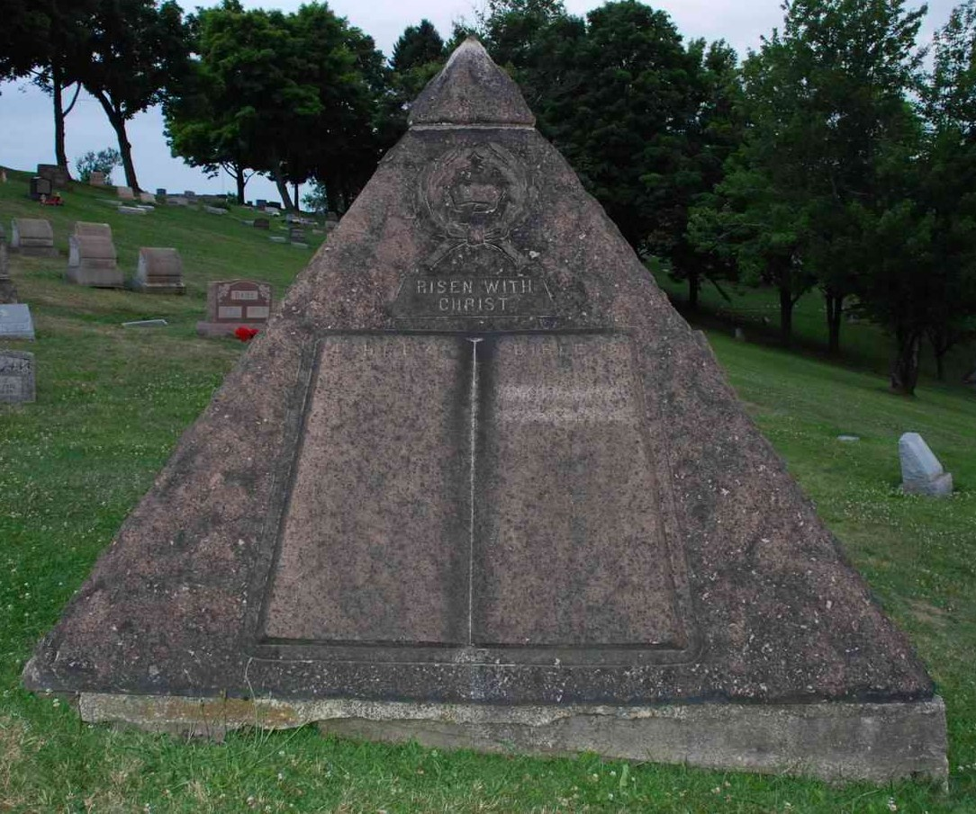 Defend Jehovah's Witnesses: Was Charles Taze Russell Buried