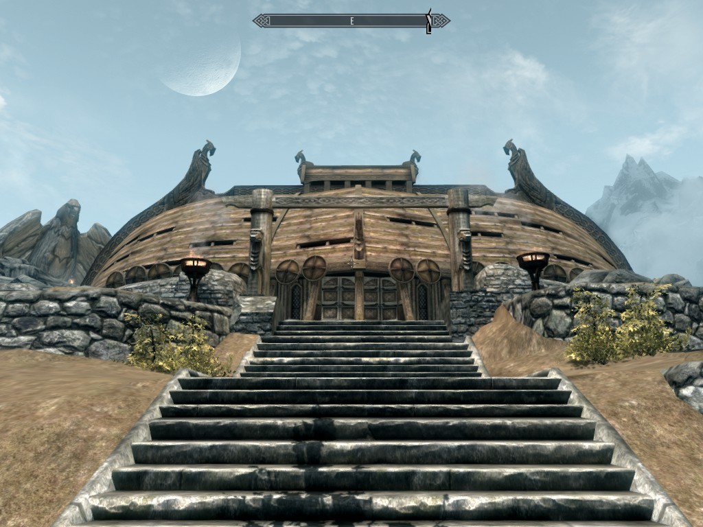 Virtual Iansanity: Guild Questlines in Skyrim: Fighters' and
