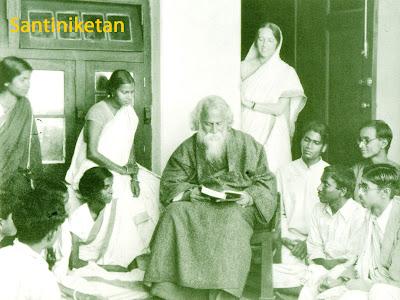 Santiniketan of Rabindranath