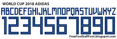 Free Football Fonts: October 2017