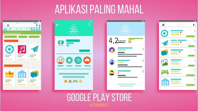 6 Aplikasi Android Dengan Harga Yang Tidak Wajar