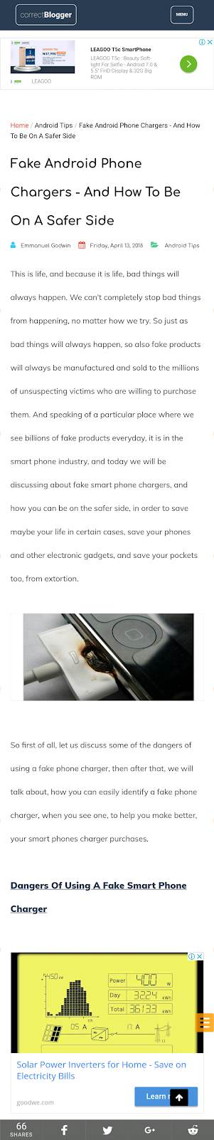 Samsung Galaxy S9 Screenshot - scroll capture