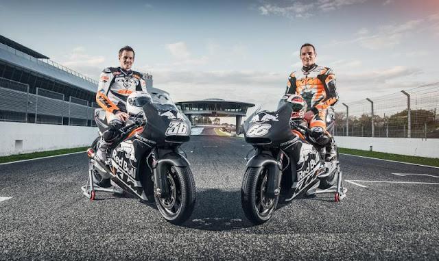 KTM Resmi Ikut MotoGP Musim Depan