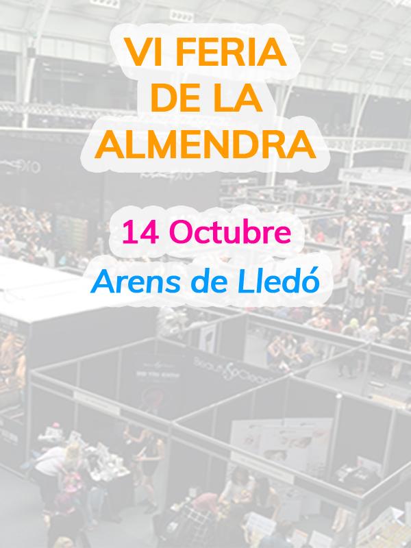 VI Feria de la Almendra