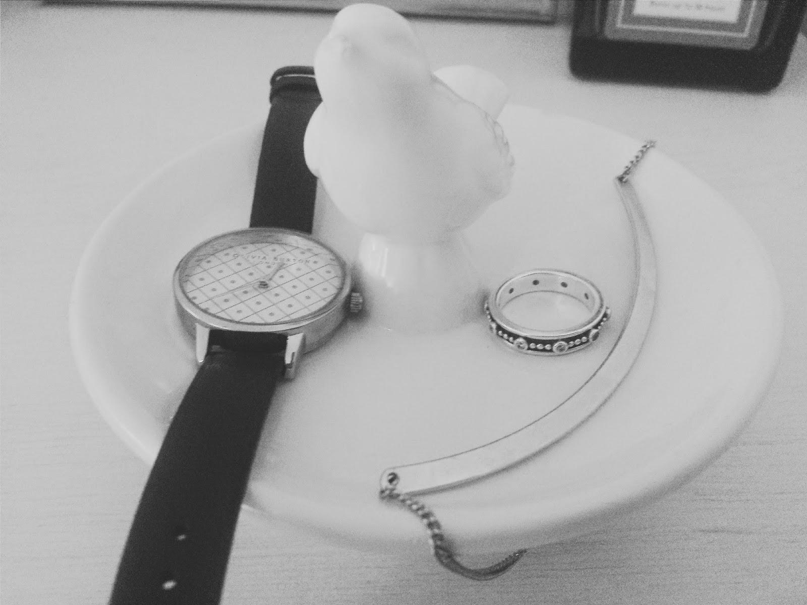 Olivia Burton Modern Vintage Watch