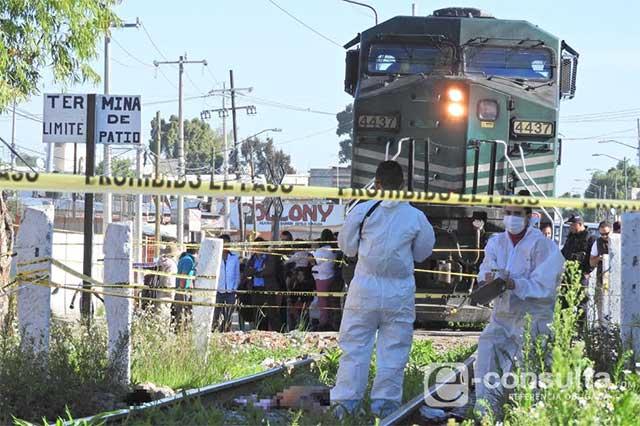 Migrante decapitado y homicidio de policía