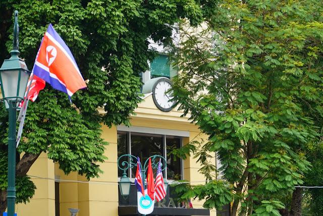 Một đất nước khôn ngoan về mặt ngoại giao
