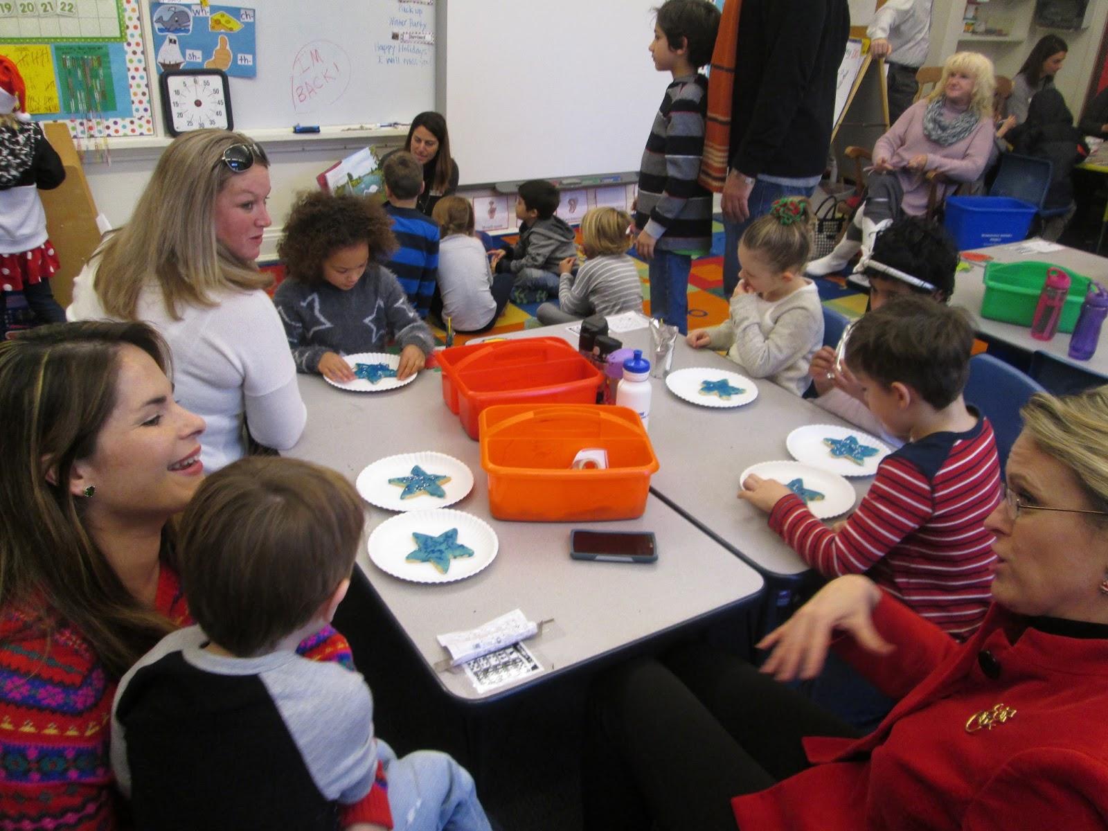 Mrs Silvey S Kindergarten Class