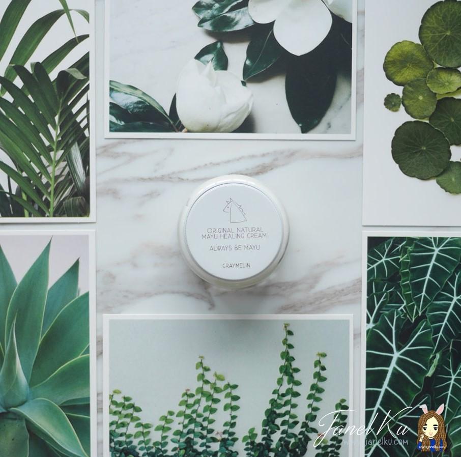 Korean Indie Skincare Brand: Graymelin's 그레이멜린 Mayu (Horse Oil) Healing Cream