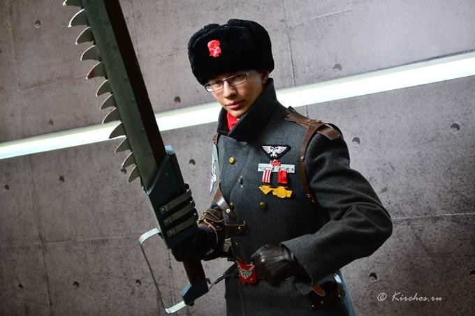 ComicConRussia 2016 WarHammer