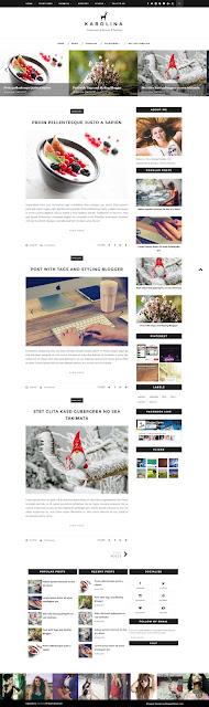Blogger spice premium service