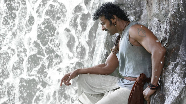 Prabhas Awesome Bahubali look HD Wallpapers