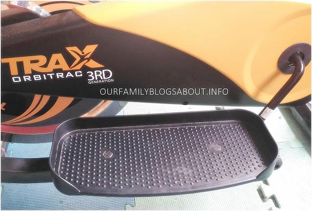 Trax Orbitrac 3rd Generation