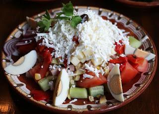 Ovchaska Salad for me