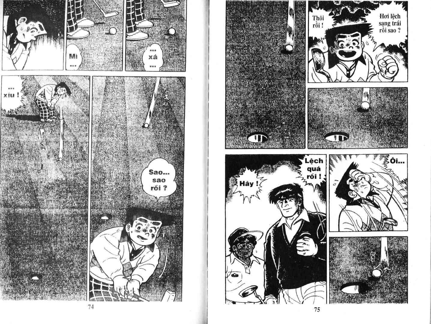 Ashita Tenki ni Naare chapter 48 trang 36
