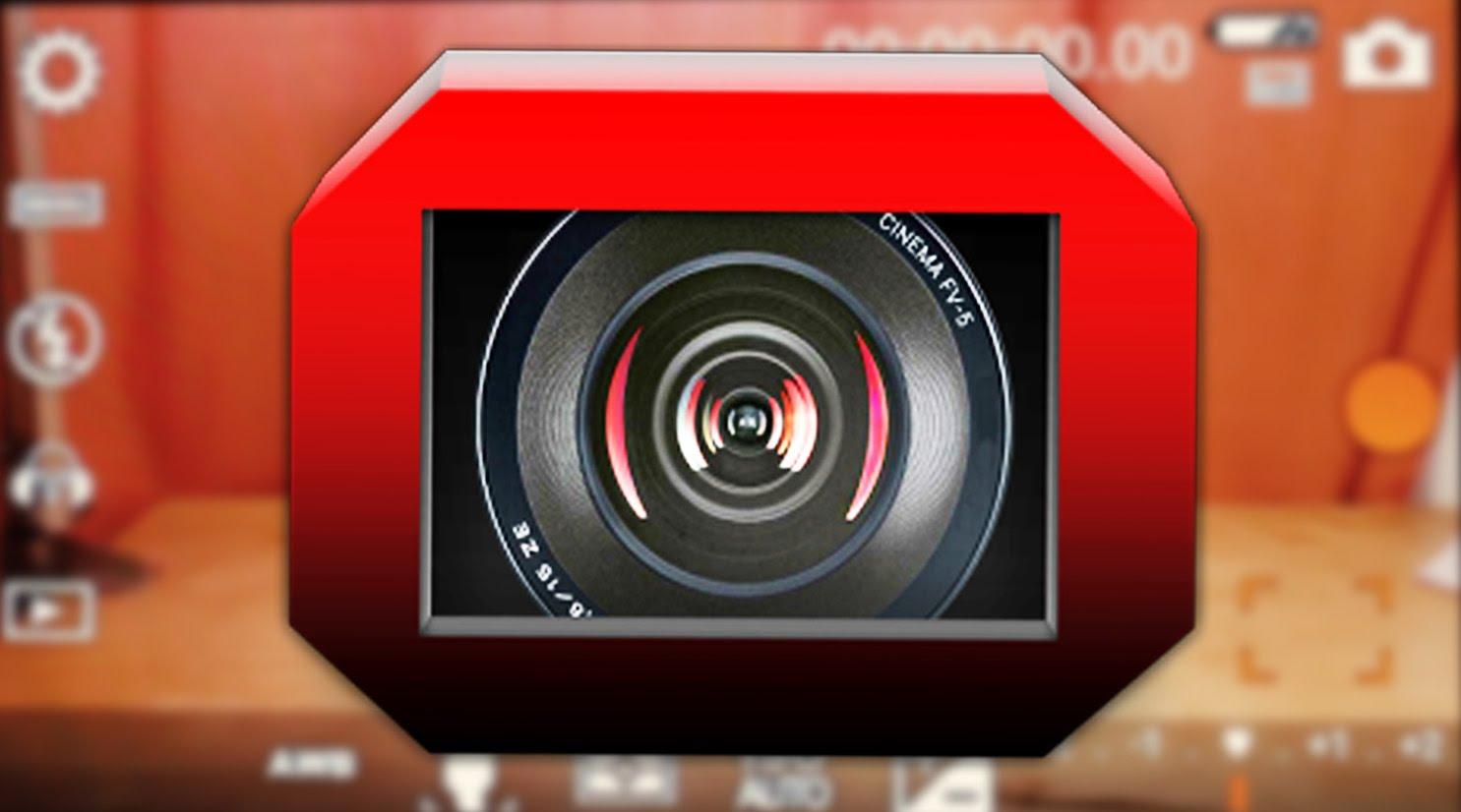 تحويل كاميرا الهاتف الى كاميرا احترافية Cinema Fv 5 Lite