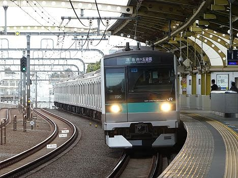 【ダイヤ改正で新登場!】準急 向ヶ丘遊園行きE233系2000番台