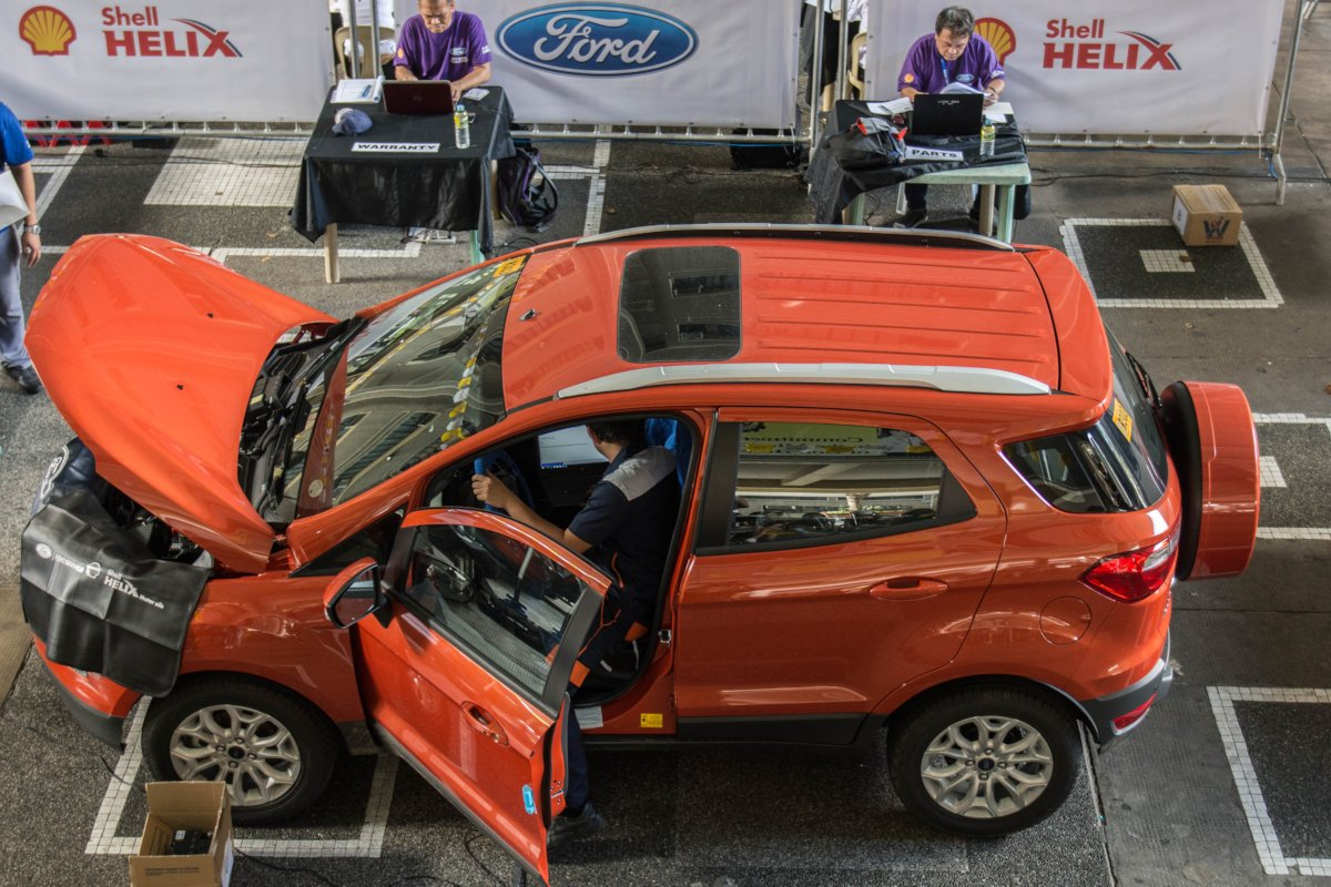 Kia Dealers In Ri >> Ford Enhances Aftersales Service with Tournament for Dealers | Philippine Car News, Car Reviews ...