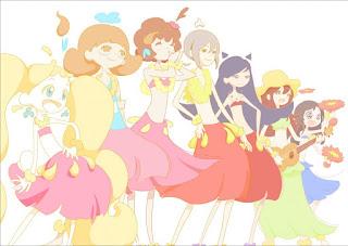 """Anime: """"Flying Babies"""" el próximo proyecto animado del estudio Gaina"""