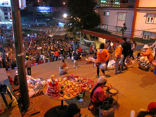 Da Lat's delicious night market 1