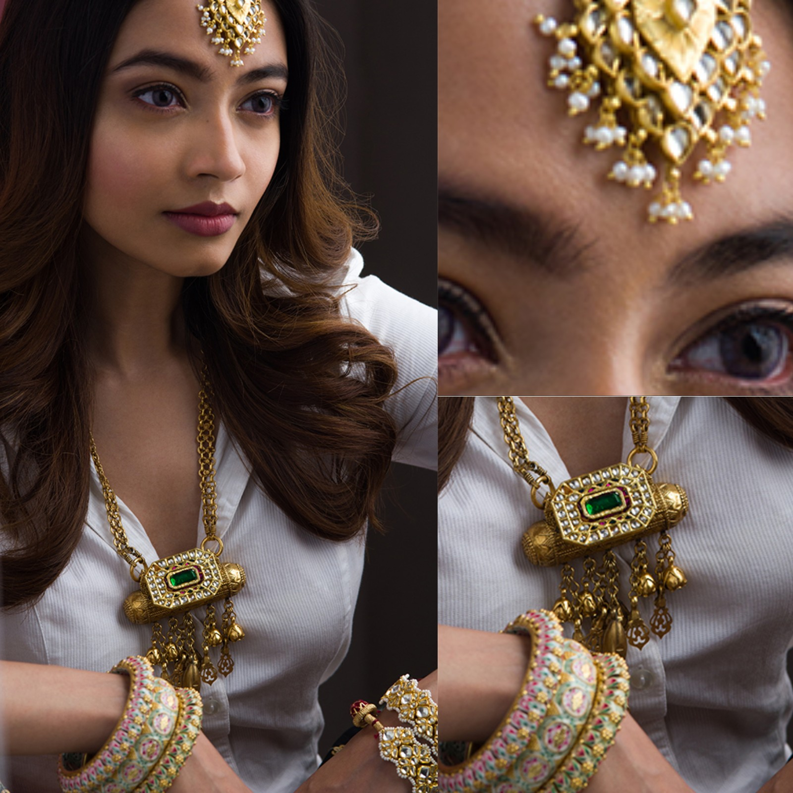 Bridal jewelleryCollection