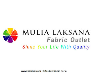 Lowongan Customer Service Mulia Laksana Fabric Outlet Yogyakarta