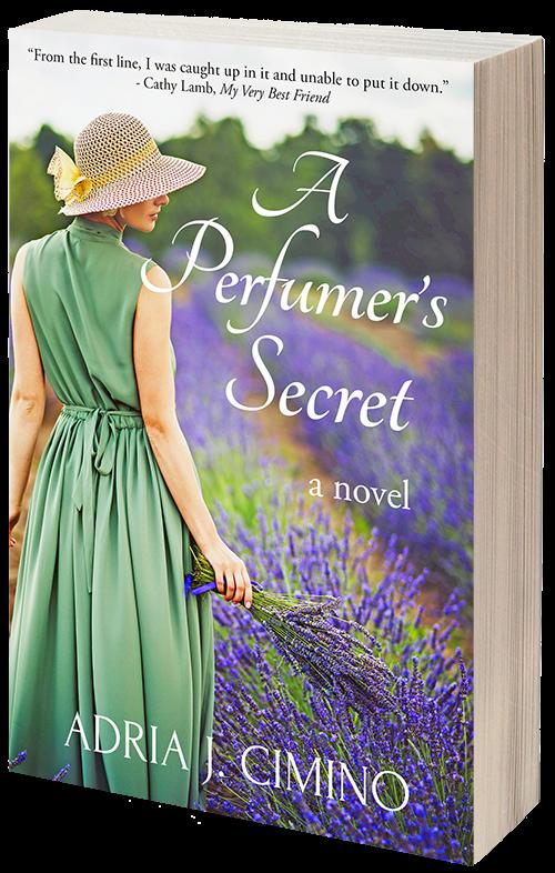 A Perfumer's Secret, by Adria J. Cimino