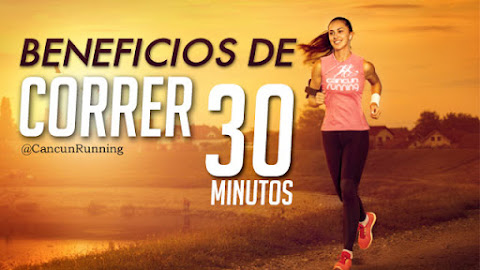 beneficios de correr 30 minutos