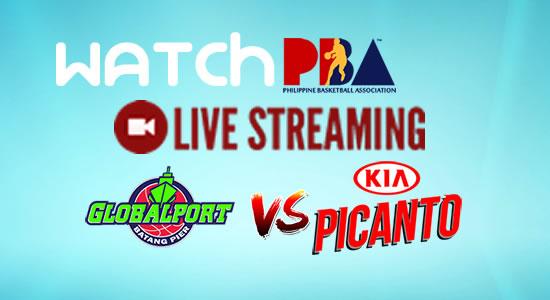 Livestream List: Globalport vs Kia game live streaming February 21, 2018 PBA Philippine Cup