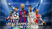 FTS Mod UEFA Champion League 2016-2017 Official by Quy Tai Apk + Data