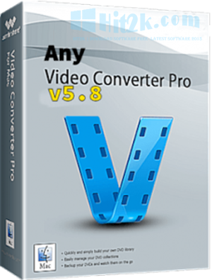 Any Video Converter Ultimate 5.9.6 Serial Key Full Version