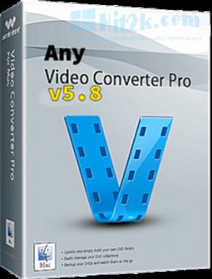 Any Video Converter Ultimate 5.9.6 Serial Key Full Version
