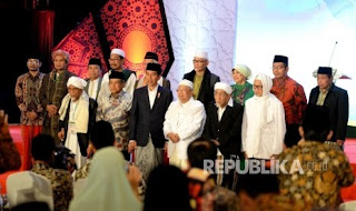KH Maimoen Zubair: Ada Kesamaan Indonesia  dan Politik Zaman  Rasulullah