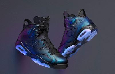 315d157b52e6 Air Jordan 6 Chameleon Allstar AS Retro Sneaker (Detailed Look + Release  Info)