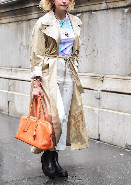 tendenza tie-dye tendenze primavera estate 2019 come abbinare la stampa tie-dye mariafelicia magno fashion blogger colorblock by felym fashion blogger italiane fashion bloggers Italy ss 2019 trend how to wear tie-dye trend