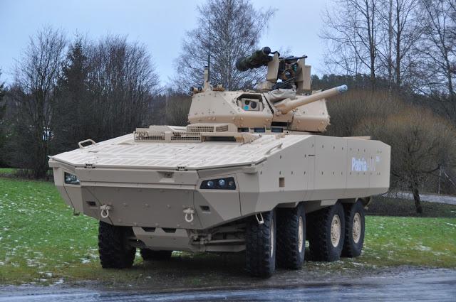 Patria AMV 28А