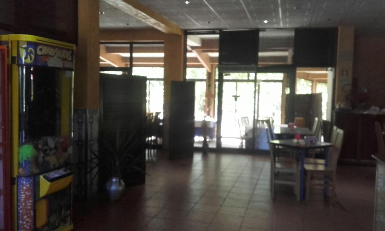 Interior restaurante Panorâmico