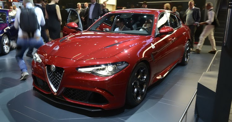 Alfa Romeo Giulia QV Comes Alive In New Image Gallery And Videos