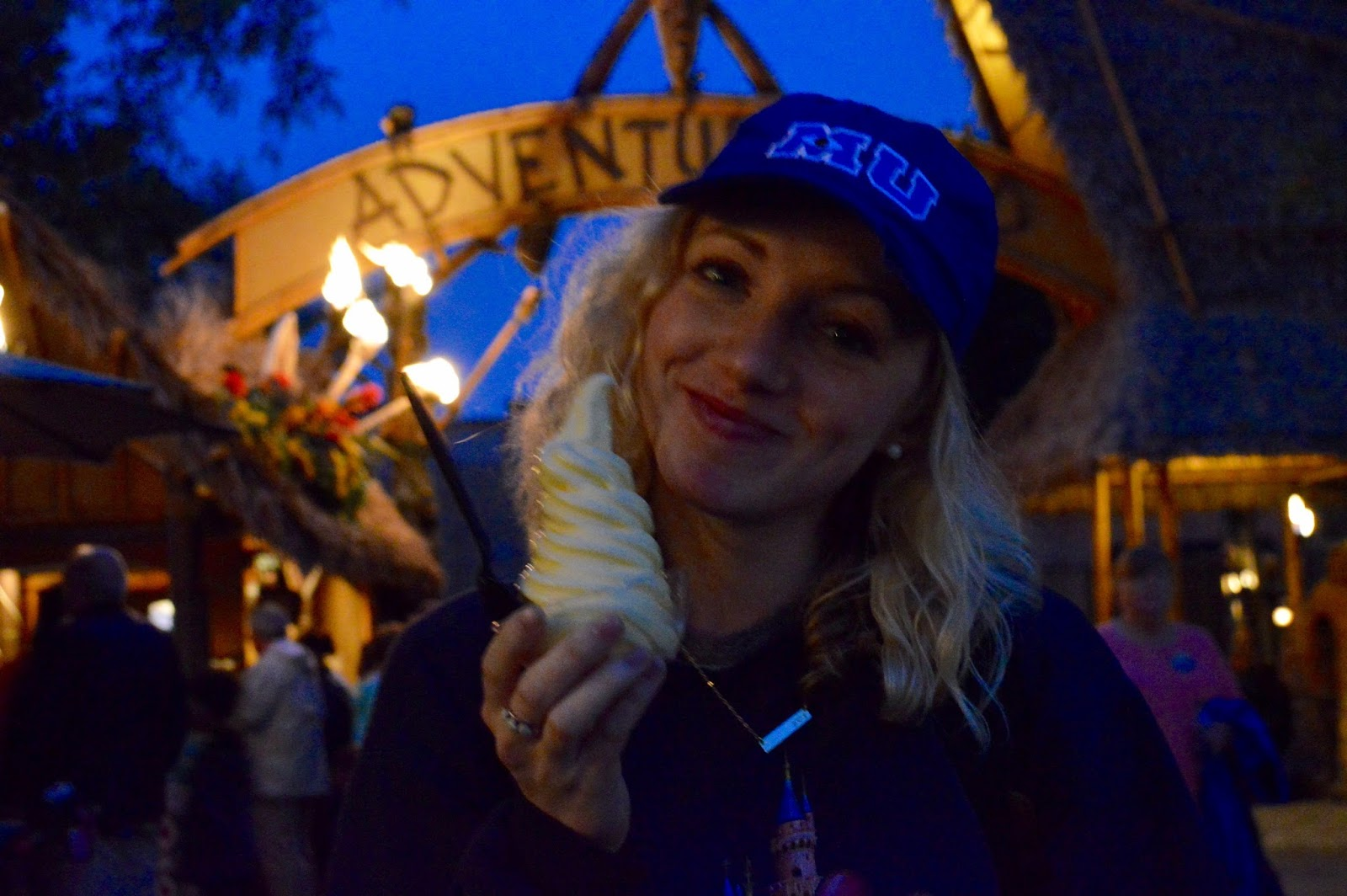 Adventureland & Dole Whip