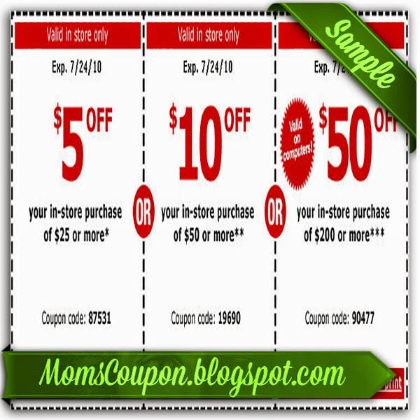 Macys Coupon Code 20 50 2014