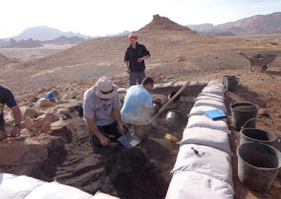 3,000-year-old textiles discovered in Israel