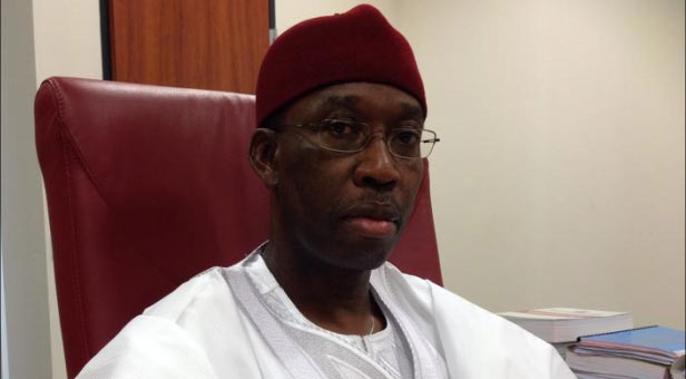 Okowa finally speaks on his collapse, says he was treated in Nigeria
