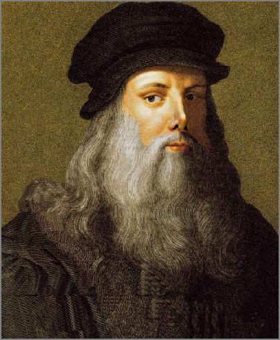 Duyduğunuza Şaşıracağınız İlginç Bilgiler - Leonardo Da Vinci - Kurgu Gücü