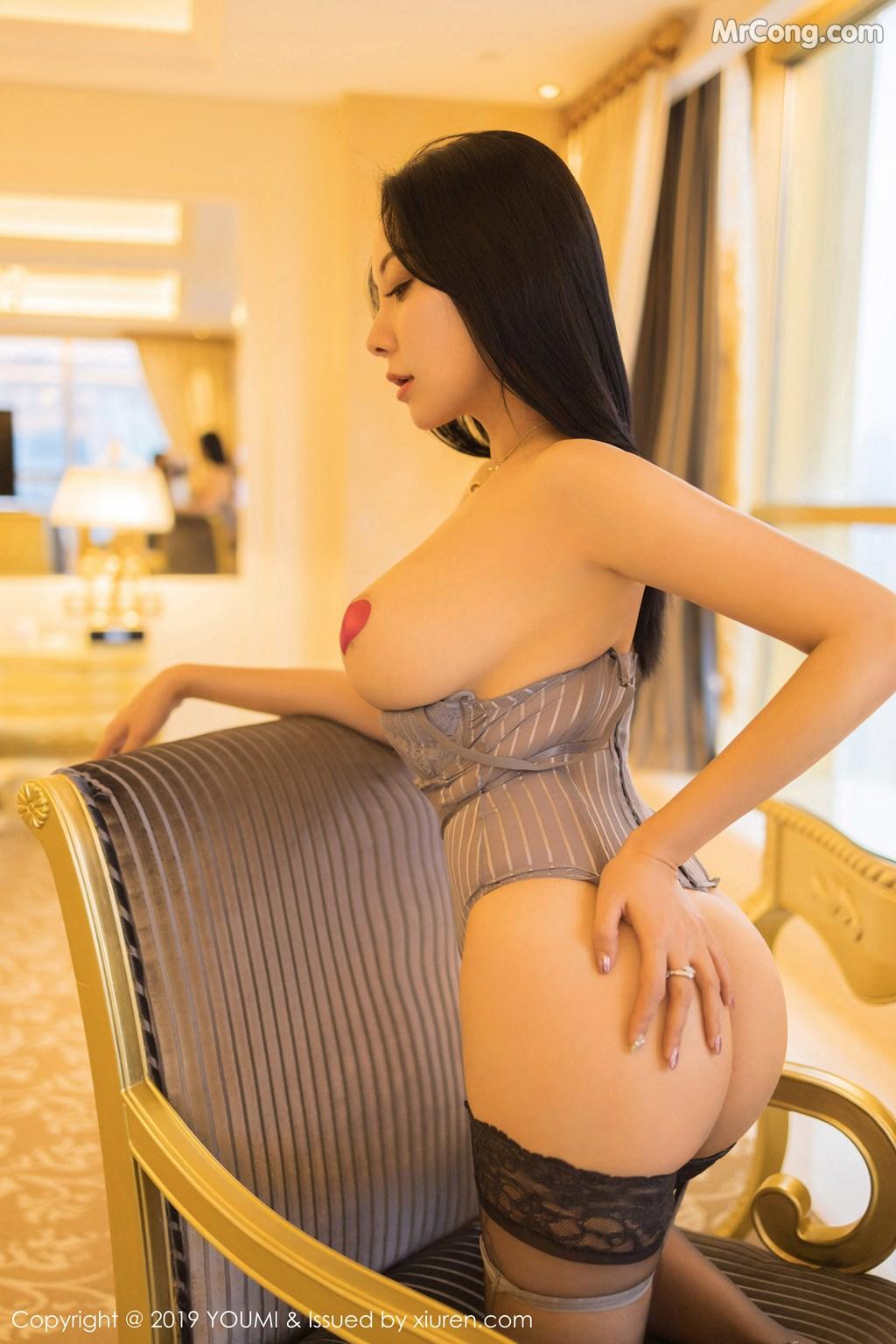 YouMi Vol.393: Victoria (果 儿) (46 pictures)